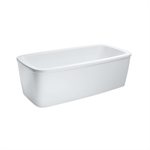 PALOMBA COLLECTION Bathtub, freestanding version 1800 x 900 mm