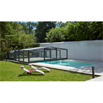 prestige mid-height pool enclosure