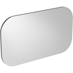 spiegel mit antibeschlag, 1200x22x700mm