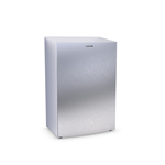 cws stainless steel paper bin