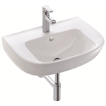 odéon up - compact washbasin 60 x 44cm