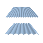 Montana - SWISS PANEL® - Corrugated and trapezoidal profiles for roof