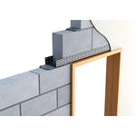 Catnic CN100 - Channel profile lintels for light duty loads in internal walls