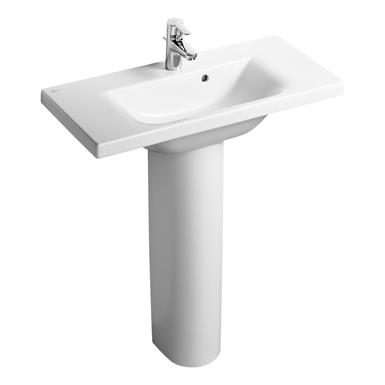 Concept Space 80cm Washbasin 1 Taphole
