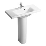 concept space 80cm washbasin 1 taphole