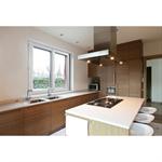 Double Casement Window With Roller Shutter - New construction - A80 range