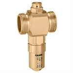Anti-freeze valve. Brass body