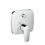 Talis E Single lever bath mixer for concealed installation 71745003