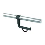 inox care papierrollenhalter 2050300, nachrüstbar, 143 x 120 mm