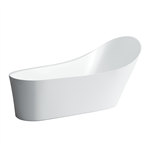 PALOMBA COLLECTION Bathtub freestanding 1800 x 900 mm
