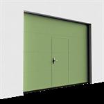 veined wood plain with wicket door - normal lift