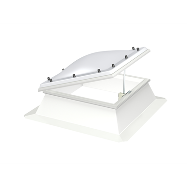 vented flat roof window with dome – cvj isj
