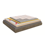 Insulation panel Thermano® for floors