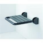 Nylon Care Lift-up shower seat 380x410