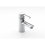 TARGA Basin mixer with retractable chain