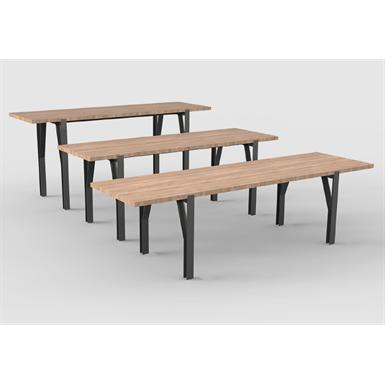 Hangar –  Industrial Table