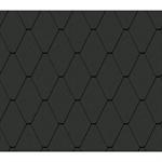 bardeaux losanges facade (228 mm x 330 mm, artcolor basalte)