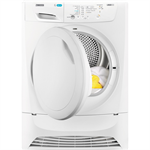 Zanussi Free Standing Tumble Dryer 54 White