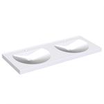 ronda double washbasin anmw220