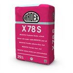 ARDEX X 78 S Microtec Flexkleber Boden, Schnell