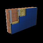 facciata ventilata redair supporto laterizio (it)
