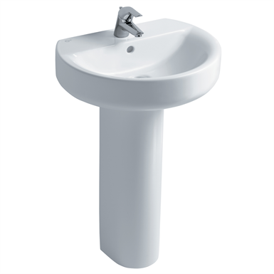 concept sphere 55cm washbasin