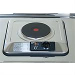 SPH-231S 加熱機器 電気・1口コンロ(単相200V) 三化工業製