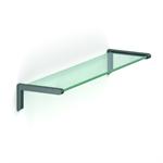Cavere Bathroom glass shelf 650x150