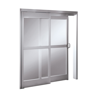 manual sliding doors with breakout icu300 sn rt r15