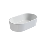Forty3 sit-on basin FO061