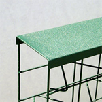 greenscreen®:  Accessories - Steel Channel Trim