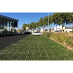 o2d fertile foundation for light vehicle parking lot