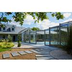 prestige full height pool enclosure