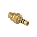 Geberit Mepla Adaptor union with male thread