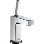 AXOR Citterio Single lever basin mixer 110 with pin handle and pop-up waste set 39010000