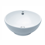 Bowl Over-counter wash-basin Ø 410