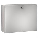 rodan paper towel/soap dispenser combination rodx601