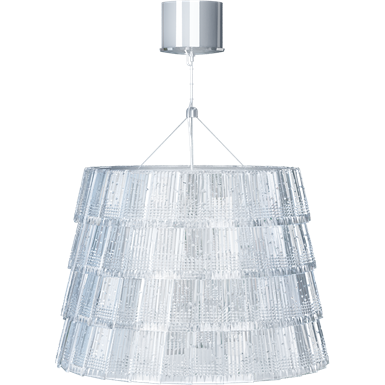 tuile de cristal ceiling medium size piccadilly