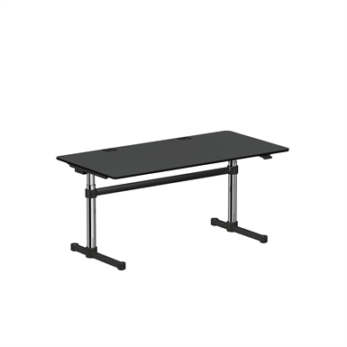sit/stand desk 1600x800 mm