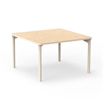 Table Marcus, 120 x 120 cm, birch