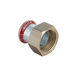 Geberit Mapress CS Adaptor with union nut