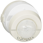 360° motion sensor Plexo IP55 - surface mounting - PIR technology - white