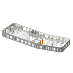 HQ office ArchiCAD & Revit