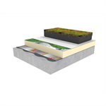 ultraply tpo green roof