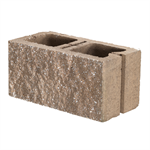 Standard Concrete Masonry Units - Split face