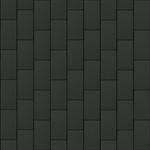 bardeaux couverture (600 mm x 1500 mm, vertical, artcolor basalte)