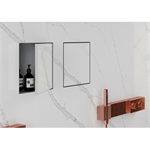 wall niche tileable box - t-box (10 cm)