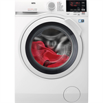 AEG Free Standing Washer Dryer HEC 54 White