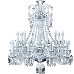 zenith chandelier 18l