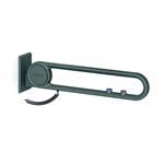 cavere barre d'appui rabattable vario amovible l = 850 chasse d'eau et appel circuit fermé no